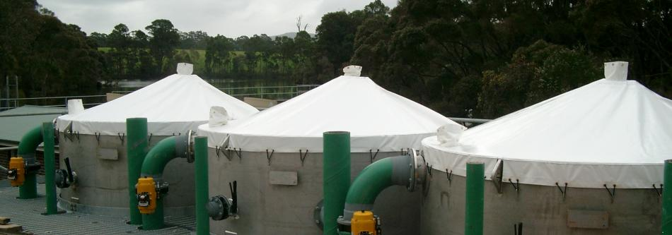 Waterex MBF filters supplied to the Water Corporation at Denmark